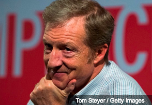 McShane in Free Beacon: Steyer Keeps Pressure on Local Races Despite Spotlight of National Goals